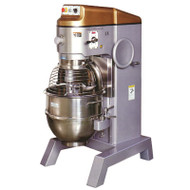 Robot Coupe Bakermix SPB-80HI PLANETARY GOLD TOP MIXER -80 litre. 3 PHASE. Weekly Rental $175.00