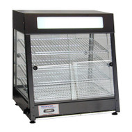 Roband PM60G PIE & FOOD MERCHANDISER. GLASS DOORS BOTH SIDES. Weekly Rental $12.00