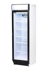 Bromic GM0374L DISPLAY FRIDGE WITH LIGHT BOX -WHITE -372Litre. Weekly Rental $15.00