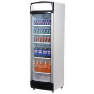 Bromic GM0400LC DISPLAY FRIDGE WITH LIGHT BOX -380litre. Weekly Rental $16.00