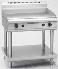 Waldorf RN8609G-LS GAS GRIDDLE 900mm ON STAND. Weekly Rental $52.00