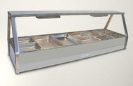 Roband - E22RD - STRAIGHT GLASS HOT FOOD DISPLAY. Weekly Rental $18.00