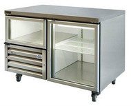 Anvil Aire UBG1200 UNDERBAR 1.5 GLASS DOORS 1200mm 360litre. Weekly Rental $27.00