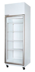 Skope TME650-A  SINGLE GLASS DOOR FRIDGE ACTIVE CORE -WHITE. Weekly Rental $30.00