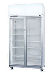Skope TME1000 - A. ACTIVE CORE. DOUBLE DOOR FRIDGE 980litre -WHITE. Weekly Rental $37.00