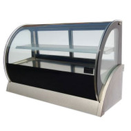 Anvil Aire DGC0540 COLD CURVED COUNTER TOP  SHOWCASE -1200mm. Weekly Rental $27.00