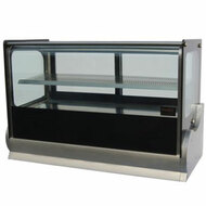 Anvil Aire DGHV0550 HOT COUNTERTOP SQUARE SHOWCASE -1500mm. Weekly Rental $28.00