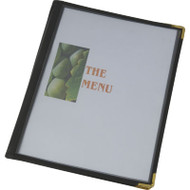 A4 Bistro Cover with 3 Panels