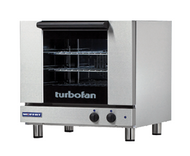 Turbofan E23M3 MANUAL ELECTRIC CONVECTION OVEN -HALF SIZE TRAY. Weekly Rental $ 23.00