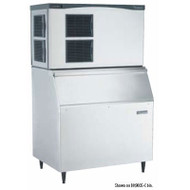 Scotsman C 1448-A HIGH PRODUCTION FULL DICE CUBE ICE MAKER. - UP TO 657 kg/24hrs. Weekly Rental $107.00