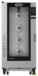 UNOX XEVC-2021-GPR. GAS  COMBI OVEN - 20 X GN 1/1 TRAYS - Weekly Rental  $412.00