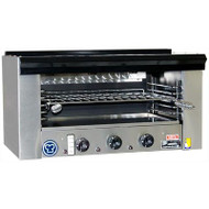 Goldstein - SG-860FF -  Gas Salamander- Fixed rack. Weekly Rental $28.00