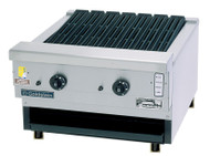 "Goldstein CHDS-24 GAS ""CHAR-GLO"" BROILER - CERAMIC ROCKS. Weekly Rental $51.00"