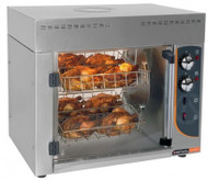 Anvil Axis CGA0008 4 BASKET CHICKEN ROTISSERIE - 15 AMP. Weekly Rental $19.00