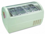 Tecnocrio CFT0004 COUNTER TOP ICE CREAM FREEZER. Weekly Rental $25.00