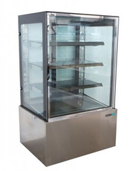 Anvil Aire DSV4750 4 TIER COLD CAKE DISPLAY 1500mm -710Litre. Weekly Rental $46.00