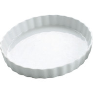 QUICHE/PIE DISH -MEDIUM