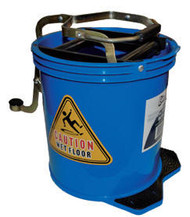 MOP BUCKET -BLUE