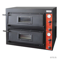 Black Panther - EP-1-SD - Double Deck Pizza Oven. Weekly Rental $33.00