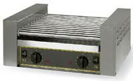 Roller Grill RG 11 HOT DOG ROLLER -11 Rollers - 10 AMP. Weekly Rental $22.00