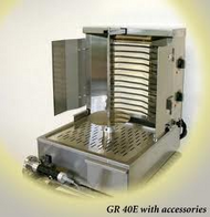 Roller Grill GR40E GYROS GRILL - SINGLE PHASE. Weekly Rental $24.00
