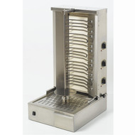 Roller Grill GR80E GYROS GRILL - 3 PHASE. Weekly Rental $32.00
