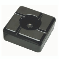 WINDPROOF SQUARE  ASHTRAY 110mm