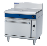Blue Seal G570 GAS TARGET TOP WITH STATIC OVEN - Weekly Rental $95.00