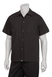 Black Utility Shirt