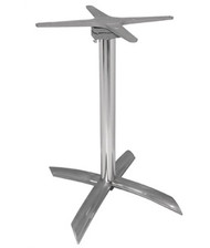 BOLERO - GF962 -  Flip Top Aluminium Table Base