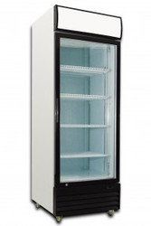 Saltas DFS0380 SINGLE GLASS DOOR DISPLAY FRIDGE 380litre. Weekly Rental $11.00