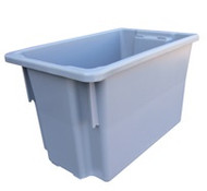 AP15 68Litre STACKING NESTING CRATE -LID SOLD SEPARATELY