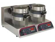 Anvil Axis WBA1002 BELGIAN WAFFLE BAKER -DOUBLE. Weekly Rental $16.00