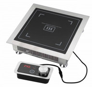 Anvil Alto ICK3501 DROP IN INDUCTION COOKER/WARMER - 15 AMP. Weekly Rental $6.00