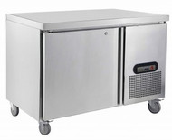 Saltas CUF1200 UNDERBAR FREEZER S/S DOORS 1200mm -228lt. Weekly Rental $25.00