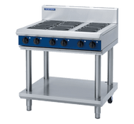BLUE SEAL E516D-LS. ELECTRIC COOKTOP ON LEG STAND - 3 PHASE. Weekly Rental $56.00