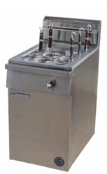 GOLDSTEIN FRG-1PL. SINGLE PAN GAS PASTA COOKER - MANUAL FILL. Weekly Rental $47.00