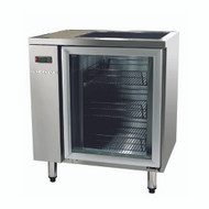 GC110R - SKOPE GLASS CHILLER - GLASS DOOR - REMOTE. Weekly Rental $36.00
