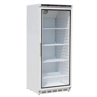 POLAR - CD088 - SINGLE GLASS DOOR UPRIGHT DISPLAY FRIDGE. Weekly Rental $16.00