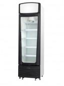 SKOPE SERENE SC400 - SINGLE GLASS DOOR UPRIGHT CHILLER - WHITE. Weekly Rental $14.00
