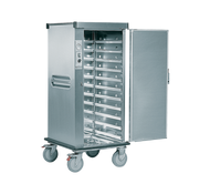 RIEBER BKW 1 X 2/1 - Banquet Trolley - Heated. Weekly Rental $151.00