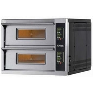Moretti iDeck iDD 60.60 Double Deck Pizza Oven W/Stone Cooking Floor. Weekly Rental $67.00