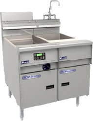 Pitco - SSRS14 - Soltice Gas Pasta Cooker. Weekly Rental $53.00