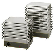 ROLLER GRILL - DW110 - PLATE WARMER. Weekly Rental $18.00