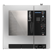 Blue Seal Sapiens G7SDW - 7 Tray Gas Combi-Steamer Oven. Weekly Rental $168.00