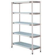 MetroMax Q - MAXQ.3T74.1824 -  3 Tier Shelving - 455mm Depth