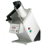 HALLDE - RG-100 - VEGETABLE PREPERATION MACHINE. Weekly Rental $25.00