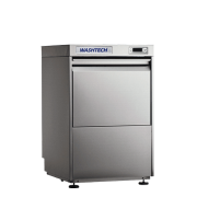 Washtech GL - Fully Insulated Premium Undercounter Glasswasher / Dishwasher - 450mm Rack. Weekly Rental $55.00