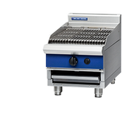 Blue Seal Evolution Series G593-B - 450mm Gas Chargrill - Bench Model. Weekly Rental $31.00