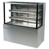 SKOPE - FDM1200 - S/STEEL REFRIGERATED DISPLAY CABINET. Weekly Rental $69.00